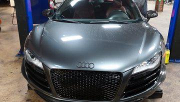 Audi R8 Valve Cover Gasket Repair