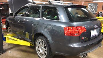 Audi S4 Power Steering Leaks