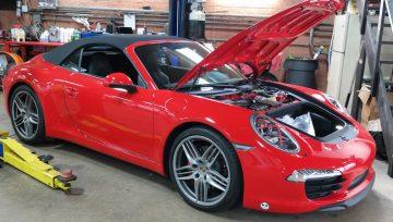 Porsche Day!