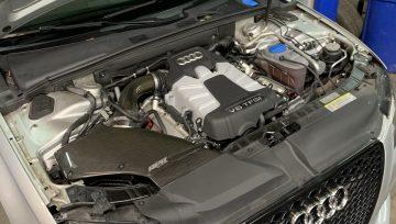 Audi S4 APR performance
