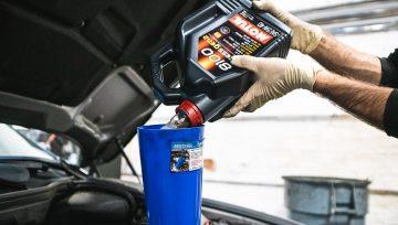 Motul Oil Service E39 BMW 5-series